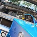 Incarcare cu freon Opel Astra